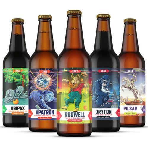 Beer Labels Manufacturers, Exporters, Suppliers in India
