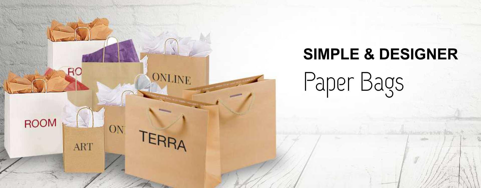 Paper Bag Manufacturers in india