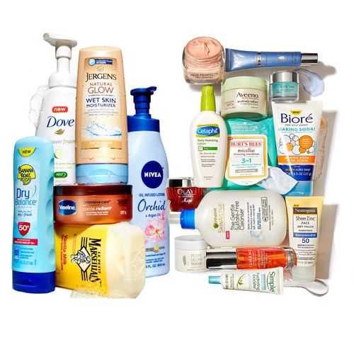 Personal Care Labels